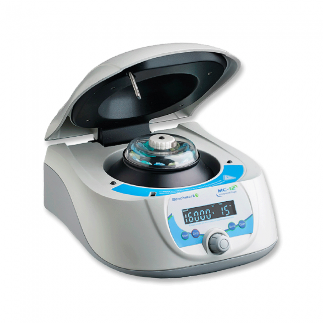 Mc 12 High Speed Microcentrifuge