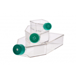 225cm² Cell Culture Flasks, Vent Cap, Non-Treated, Sterile, 5/Pk, 25/Cs
