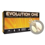 Evolution One® PF Latex Exam Glove, Fully Textured